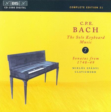 Volume 7: Keyboard Music