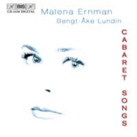 Bolcom; Britten: Cabaret Songs