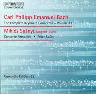 Volume 11: Keyboard Concertos