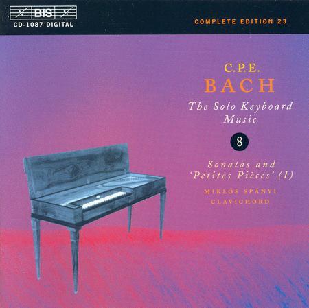 Volume 8: Keyboard Music