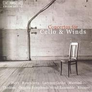 Larsson Gothe; Ibert: Cello Co