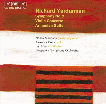 Yardumian: Symphony No. 2; Vio