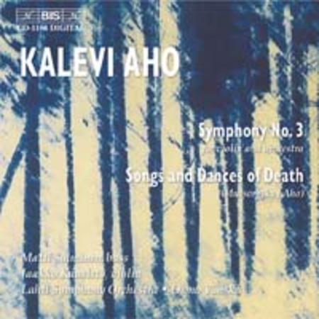 Aho: Symphony No. 3; Mussorgsk