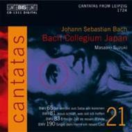 Volume 21: Cantatas BWV 65, 81, 83