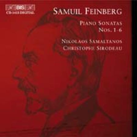 Feinberg: Piano Sonatas Nos. 1