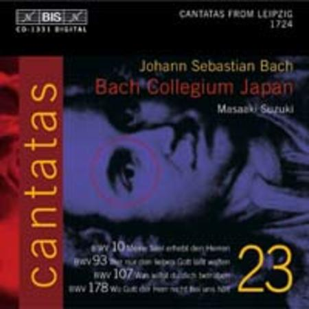 Volume 23: Cantatas BWV 10, 93, 10