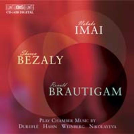 Chamber Music By Durufle; Hahn