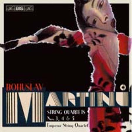 Martinu: String Quartets Nos.