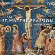 St. Matthew Passion BWV 244
