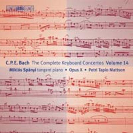 Volume 14: Keyboard Concertos