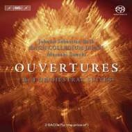 4 Orchestral Suites BWV 1066-