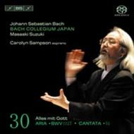 Volume 30: Cantatas (Suzuki) - BWV