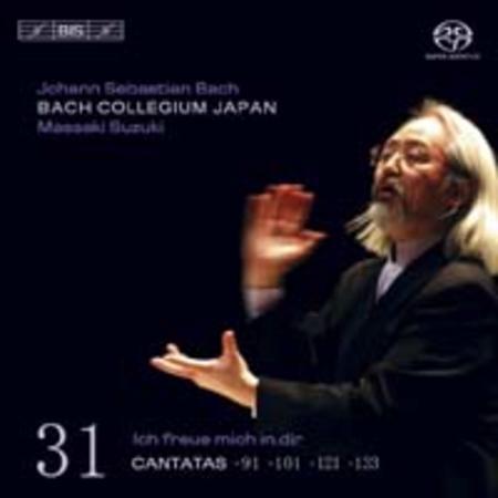 Volume 31: Cantatas BWV 91, 101, 1