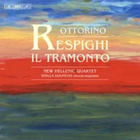 Respighi: the Sunset; String Q