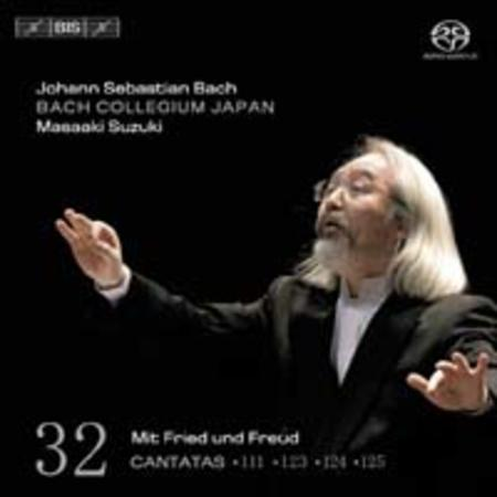 Volume 32: Cantatas BWV 111, 123