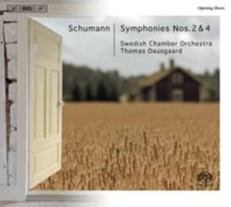 Symphonies Nos. 2 & 4