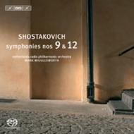 Symphonies Nos. 9 and 12