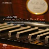 Concertos for 2 and 3 Pianos