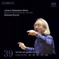 Volume 39: Cantatas BWV 28, 68, 85