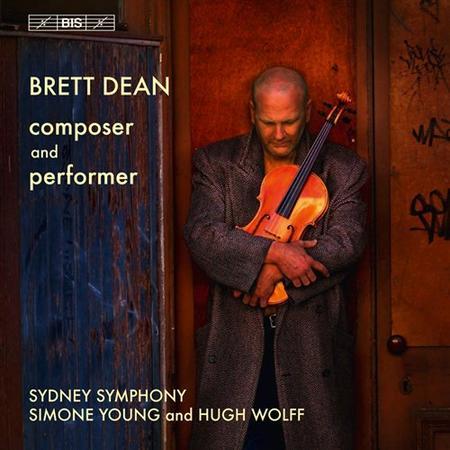 B. Dean: Viola Concerto; 12 A