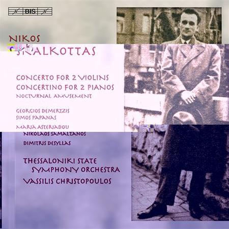N. Skalkottas: Concerto for 2