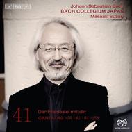Volume 41: Cantatas BWV 56, 82, 84