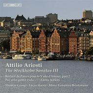 Volume 3: Stockholm Sonatas for Vio