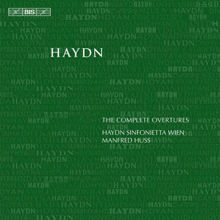 Haydn J.: Overtures