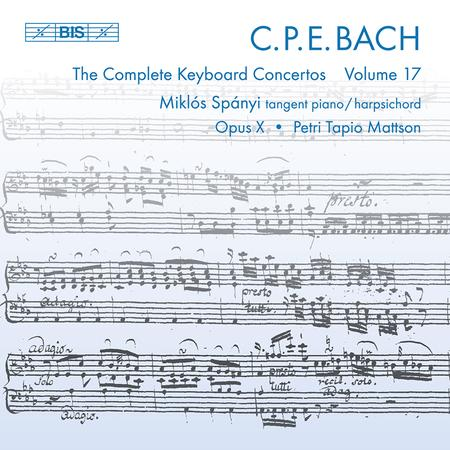 Volume 17: Keyboard Concertos