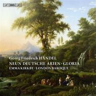 G.F. Handel: Neun Deutsche Ar