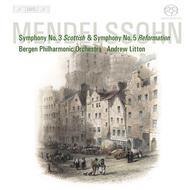 Mendelssohn Felix: Symphonies