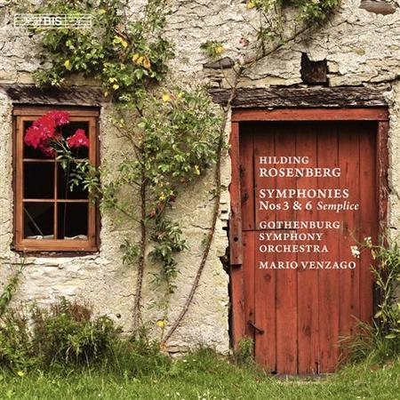 Rosenberg: Symphonies Nos. 3 &