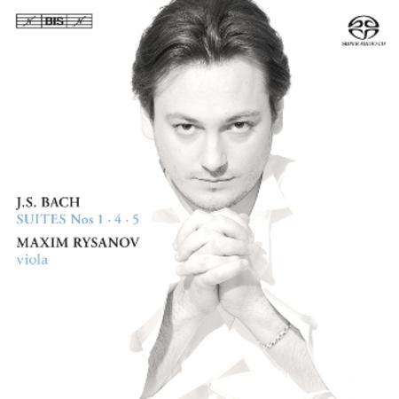 Bach Suites Nos. 1 4 5
