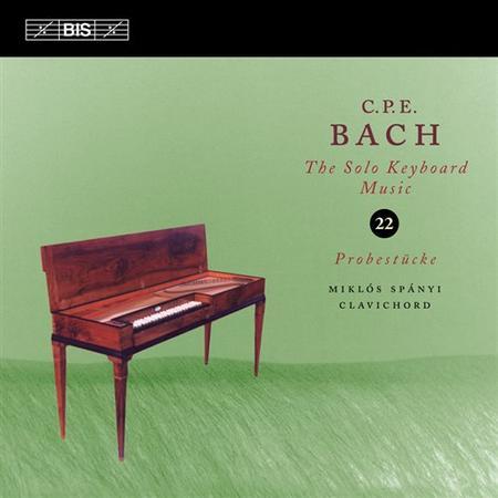 Volume 22: Solo Keyboard Music