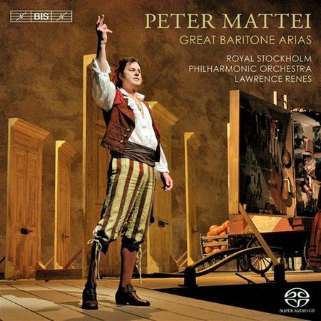 Mattei Peter: Great Baritone