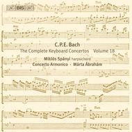 Volume 18: Complete Keyboard Concertos