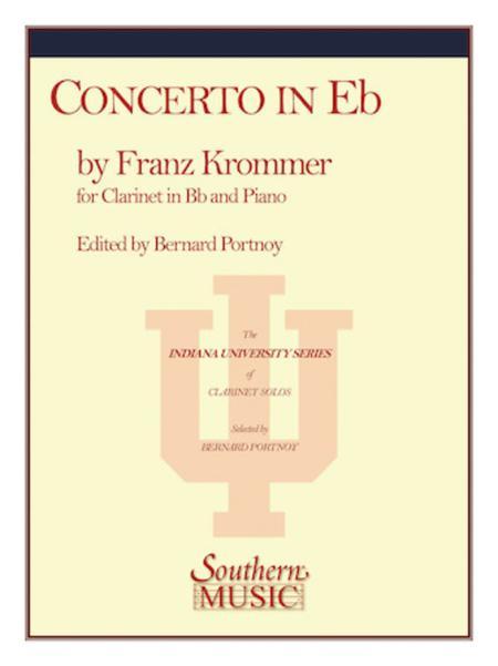 Concerto in E Flat, Op. 36