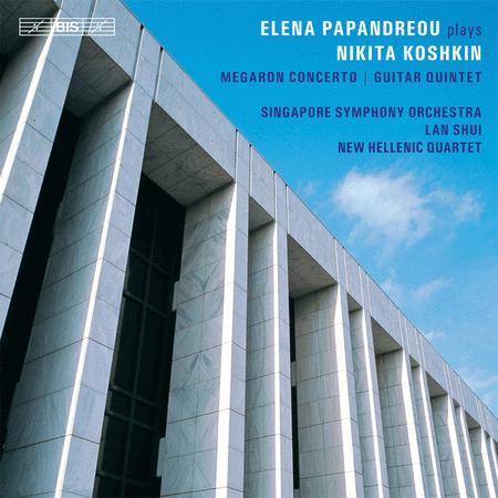 Elena Papandreou Plays Nikita