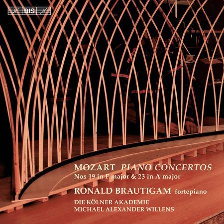 Piano Concertos Nos. 19 and 23
