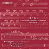 Volume 19: Complete Keyboard Concertos