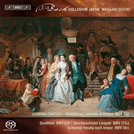Volume 3: Seculuar Cantatas
