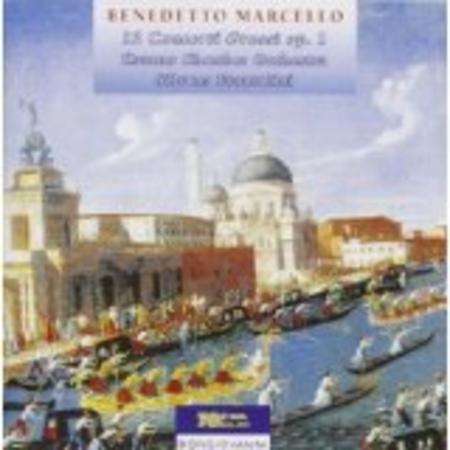 Concerti Grossi Op. 1 Nn. 1-12