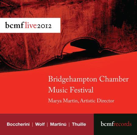 Bcmf Live 2012