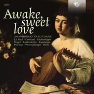 Awake Sweet Love a Lute Antho
