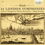 12 London Symphonies