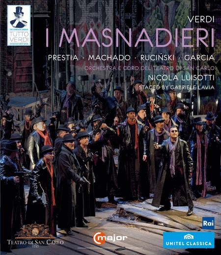 I Masnadieri (Blu-Ray)