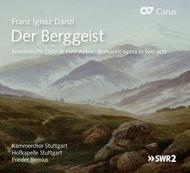 Der Berggeist. Romantic Opera