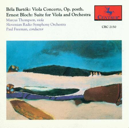 Viola Concerto Suite for Viol