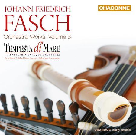 Volume 3: Orchestral Works