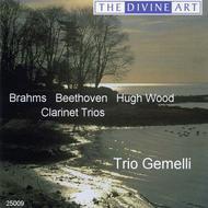 Trio Gemelli: Clarinet Trios
